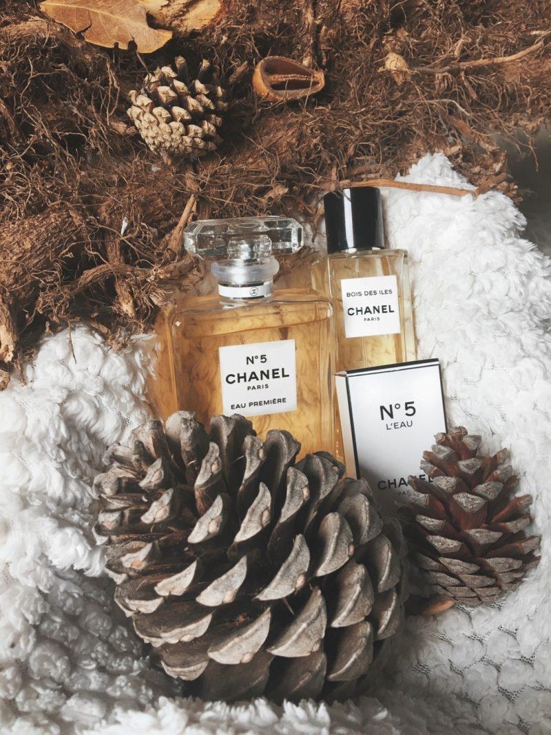 5 parfums autoomne hiver 2017