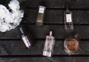 parfums pour l'hiver femme