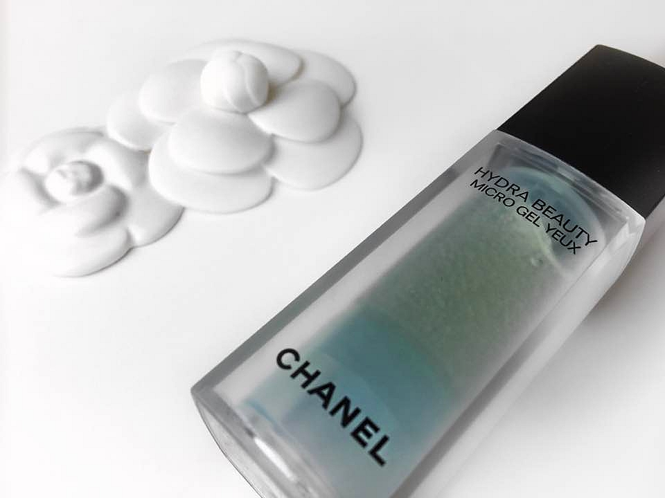 chanel hydra beauty micro gel yeux avis hydratant contour yeux