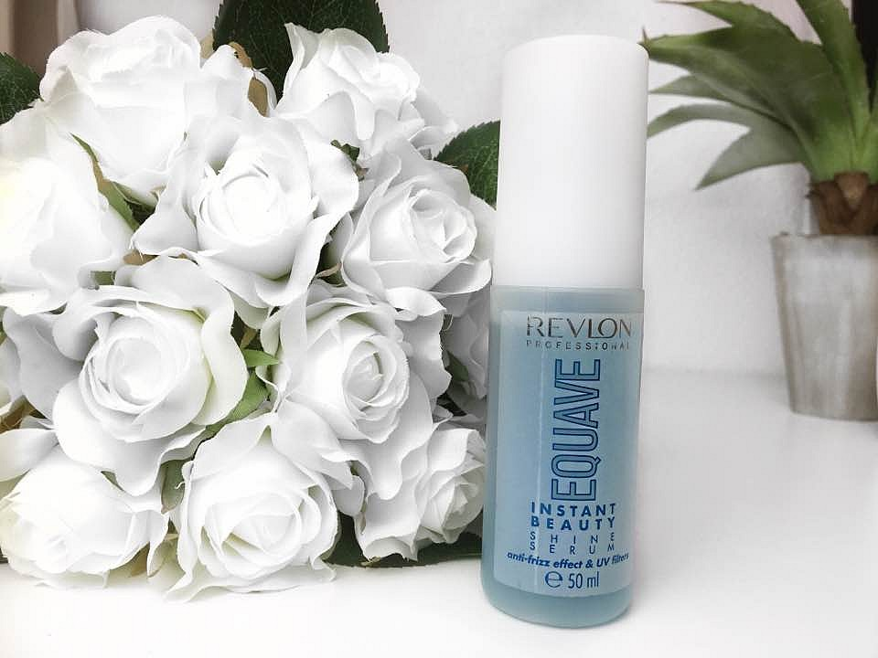 cheveux hydrates revlon equave shine serum