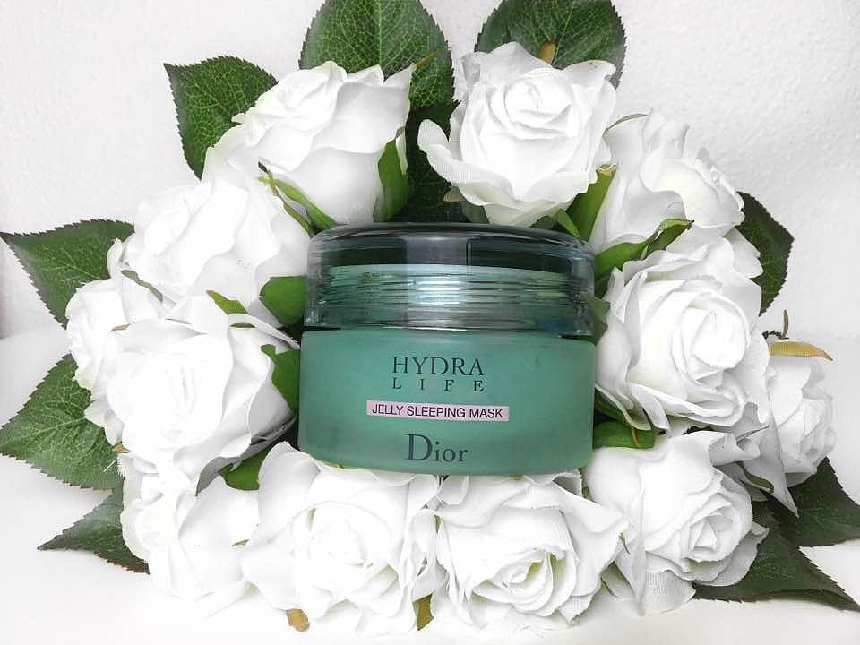 hydra life jelly sleeping mask dior hydratant avis