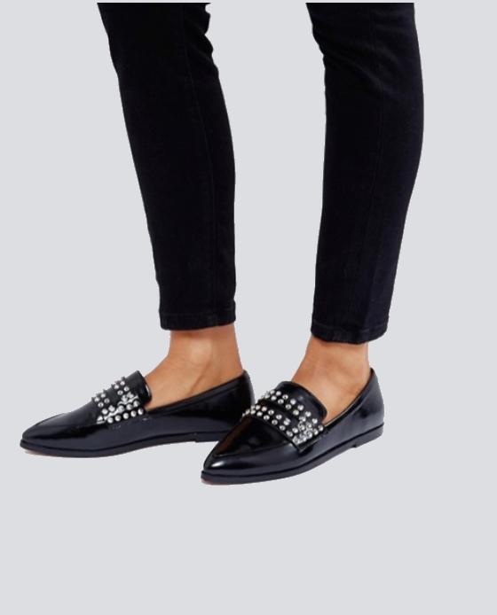 Chaussures Pointues et cloutées