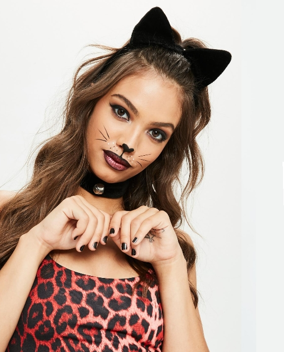 oreille catwoman halloween 2017