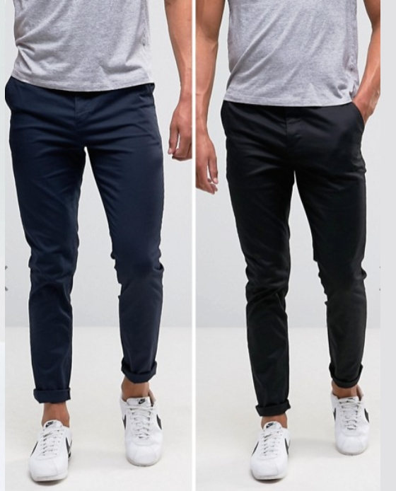 lot pantalon asos black friday