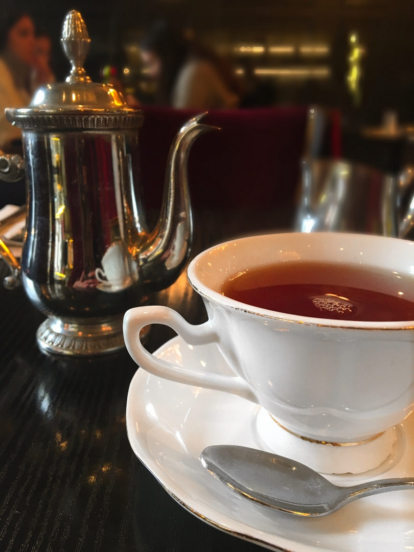 english tea in london