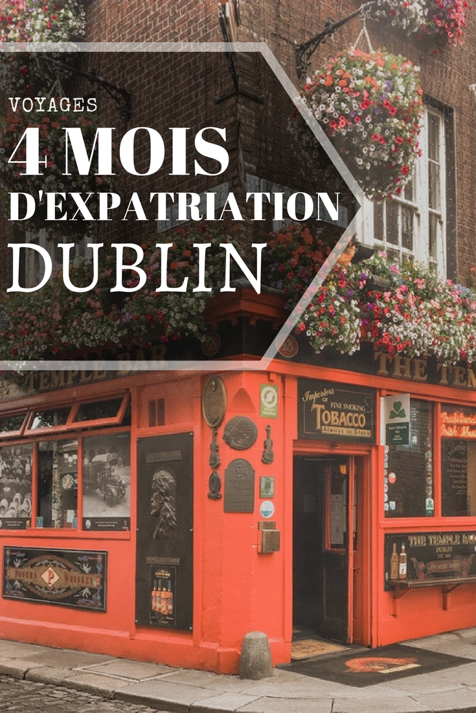 dublin irlande apprendre anglais