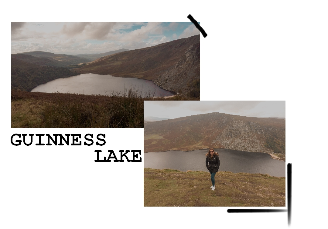guinness lake dublin wicklow irlande