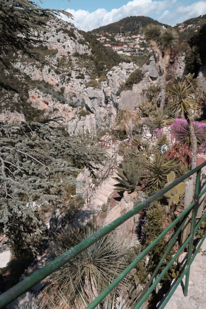 photos jardin botanique exotique eze