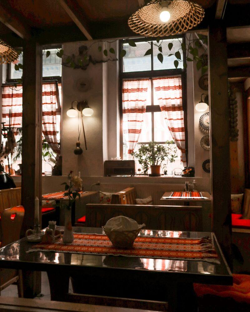 bonne adresse restaurant hongrois budapest