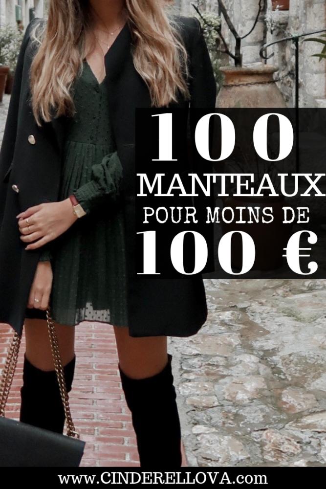 MANTEAUX HIVER 2019 PETIT PRIX