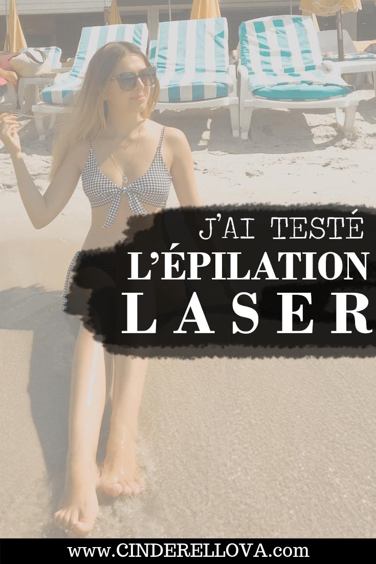 Epilation laser maillot aisselle avis