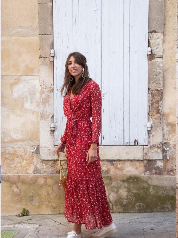 robe longue modeinelo
