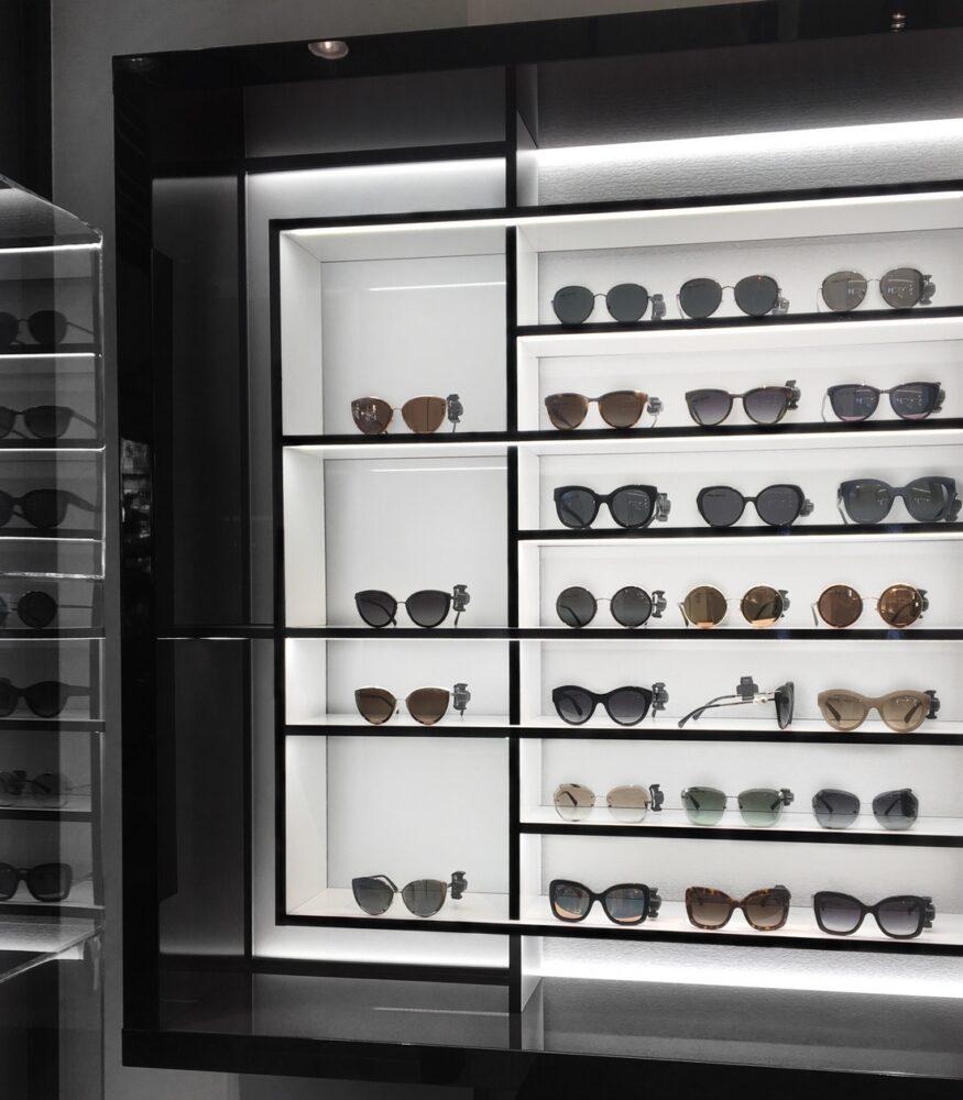 lunette de soleil boutique chanel beauté nice