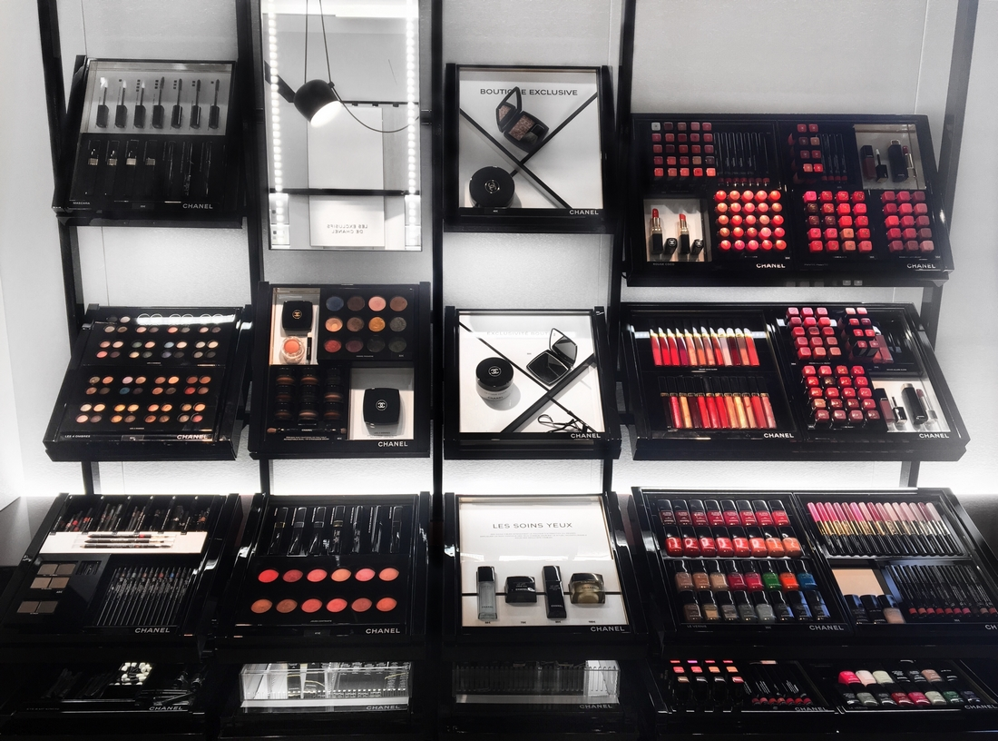 maquillage collection chanel boutique nice
