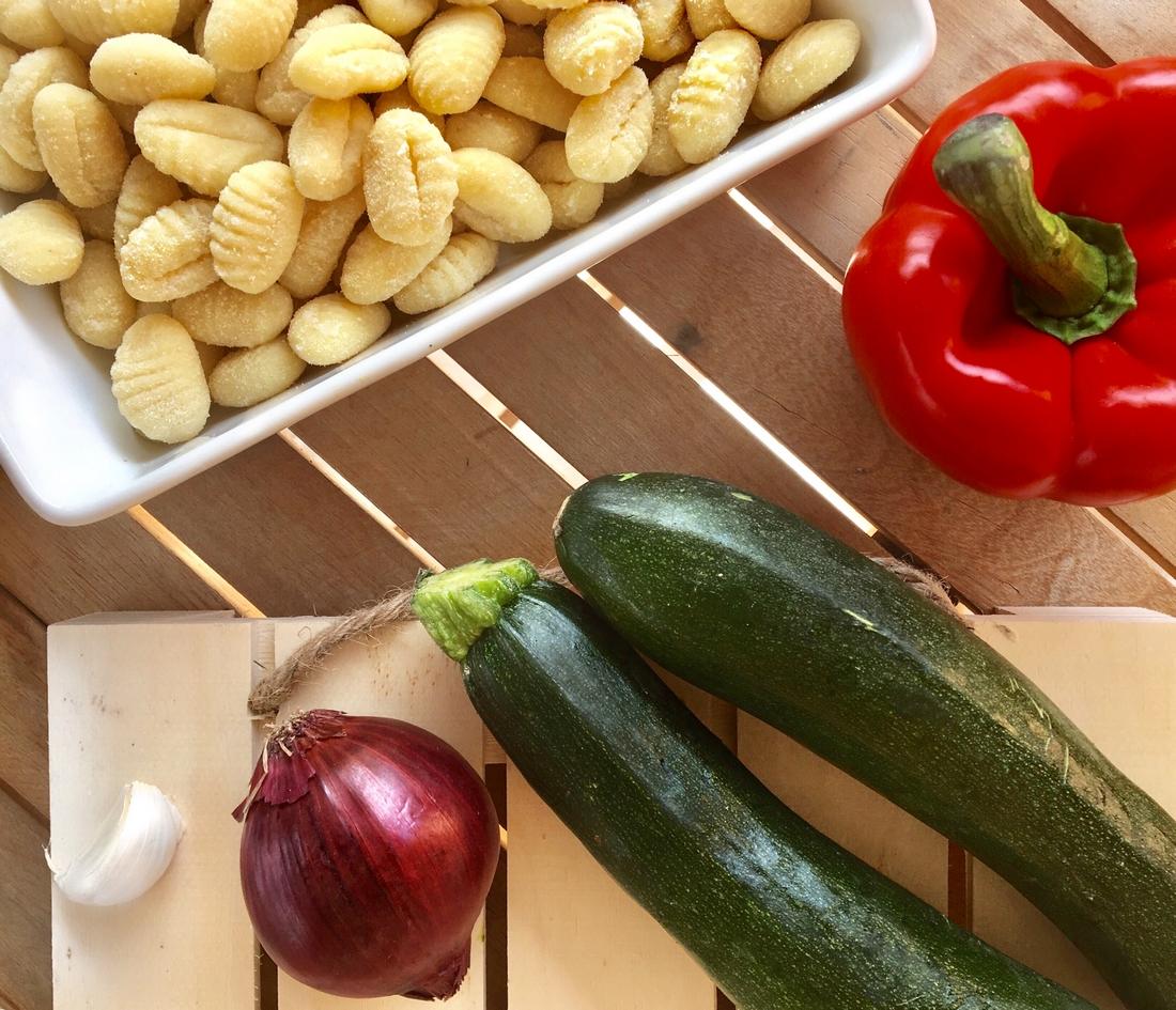 recette gnocchi aux legumes