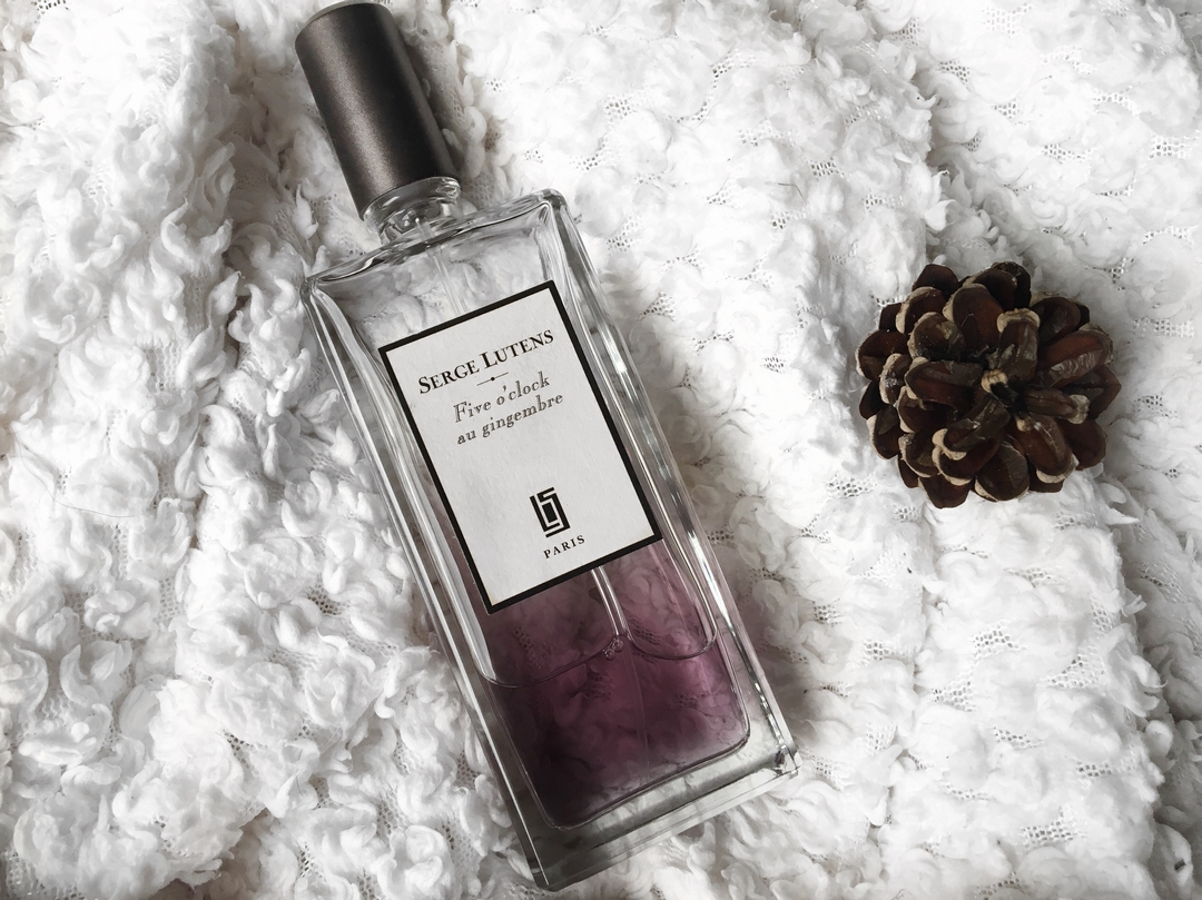 serge lutens gingembre parfum cinderellova