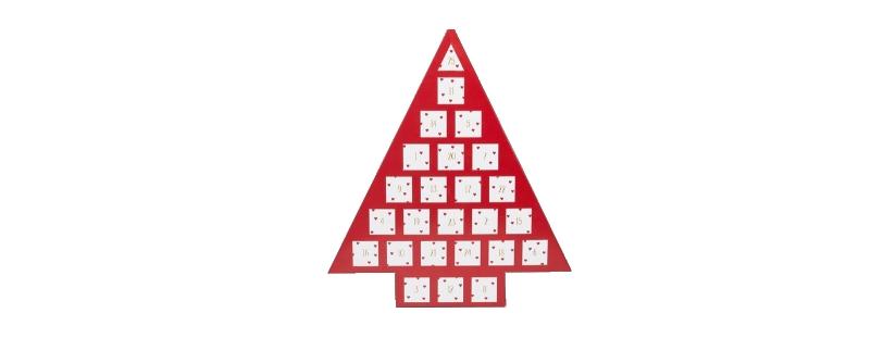 calendrier bijoux asos avent 2017