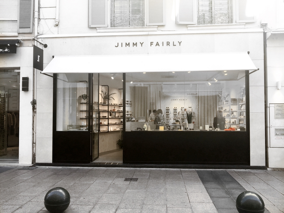 jimmy fairly opticien nouveau cannes