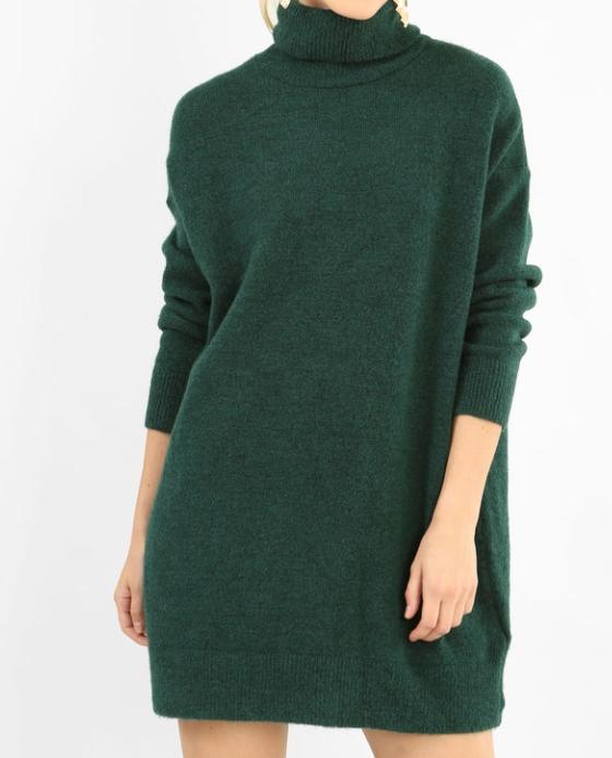 robe pull vert pimkie black friday