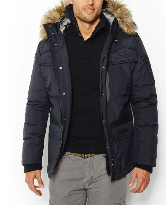 veste laredoute black friday homme