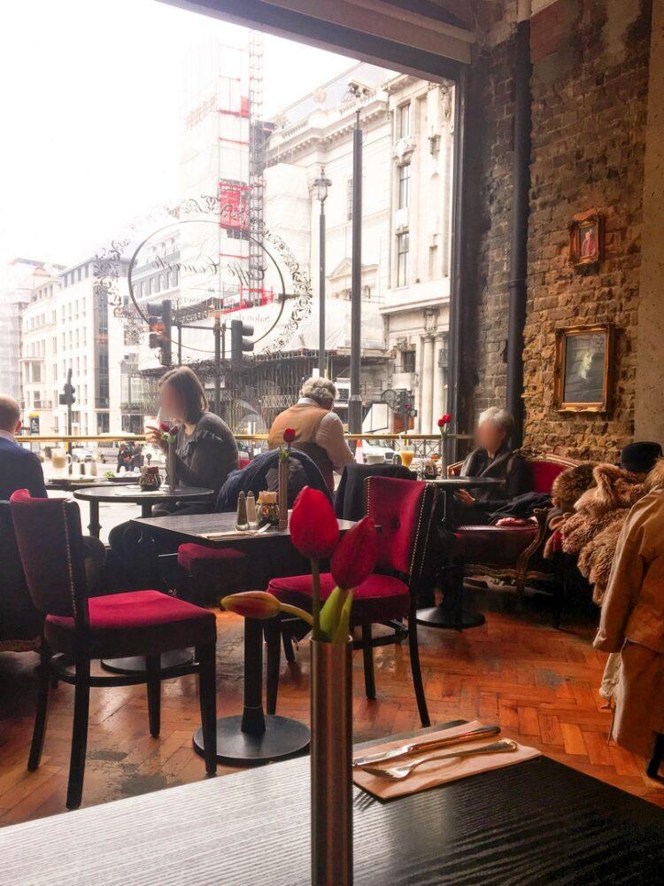 caffe concerto london breakfast