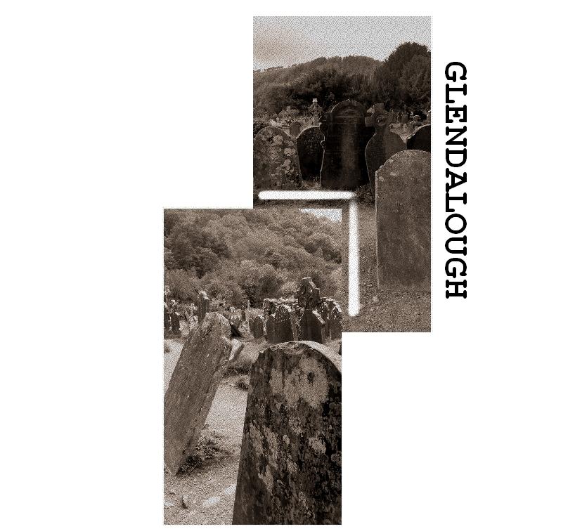 Glendalough cimertiere irlande blog dublin