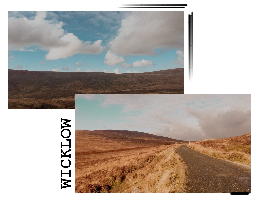 Wicklow mountain irlande dublin blog