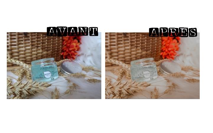 Preset lightroom blog intagram