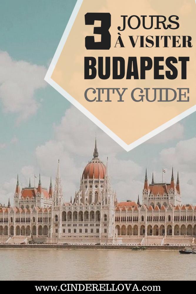 CITY GUIDE BUDAPEST