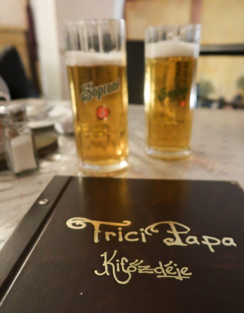 bonne adresse restaurant budapest blog