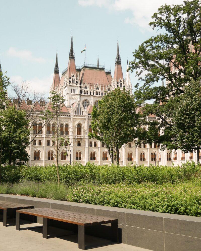 budapest parlement a visiter hongrie
