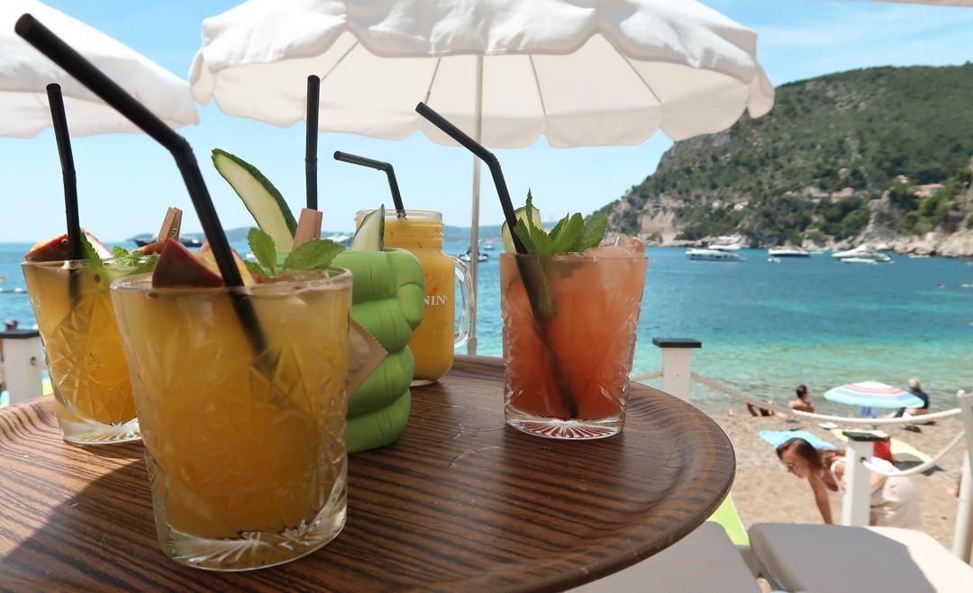 reserve mala cap ail restaurant plage