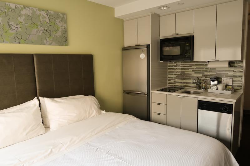 hotel pas cher centre new york