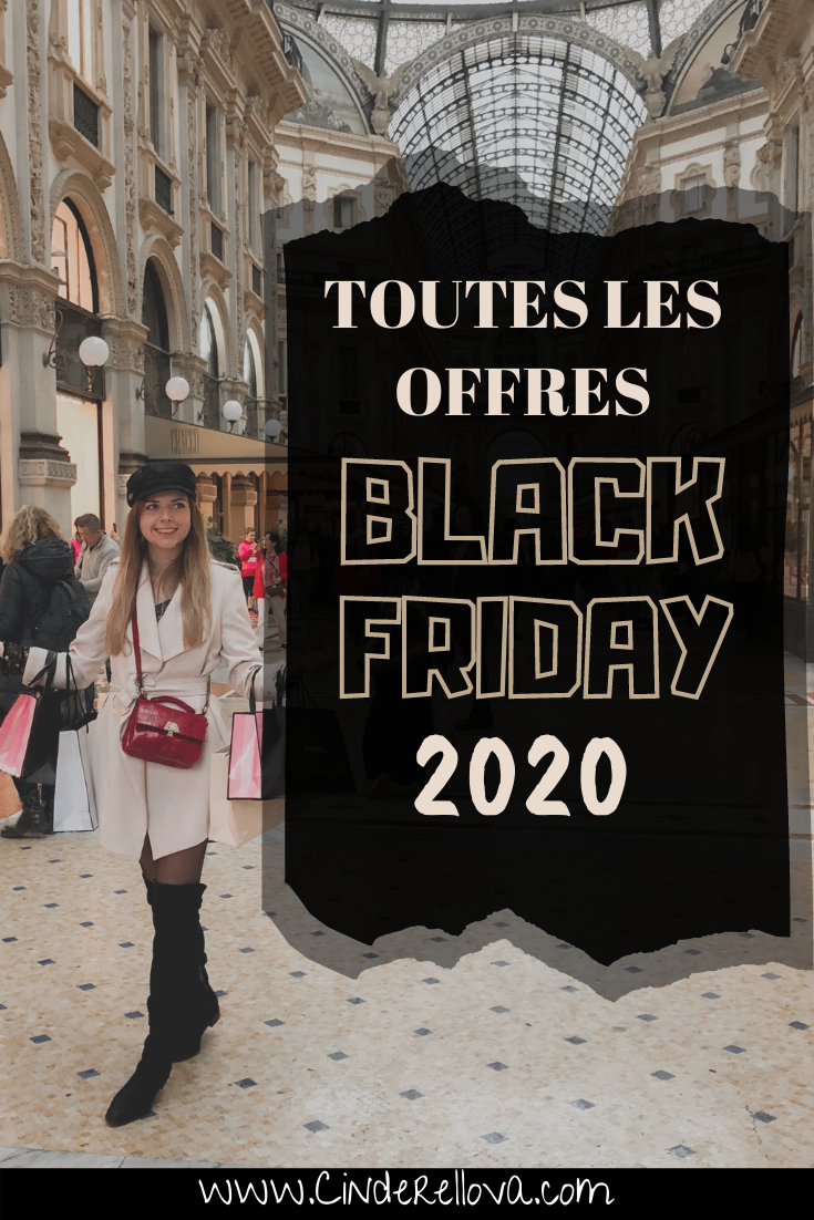 Black friday 2020 code promo