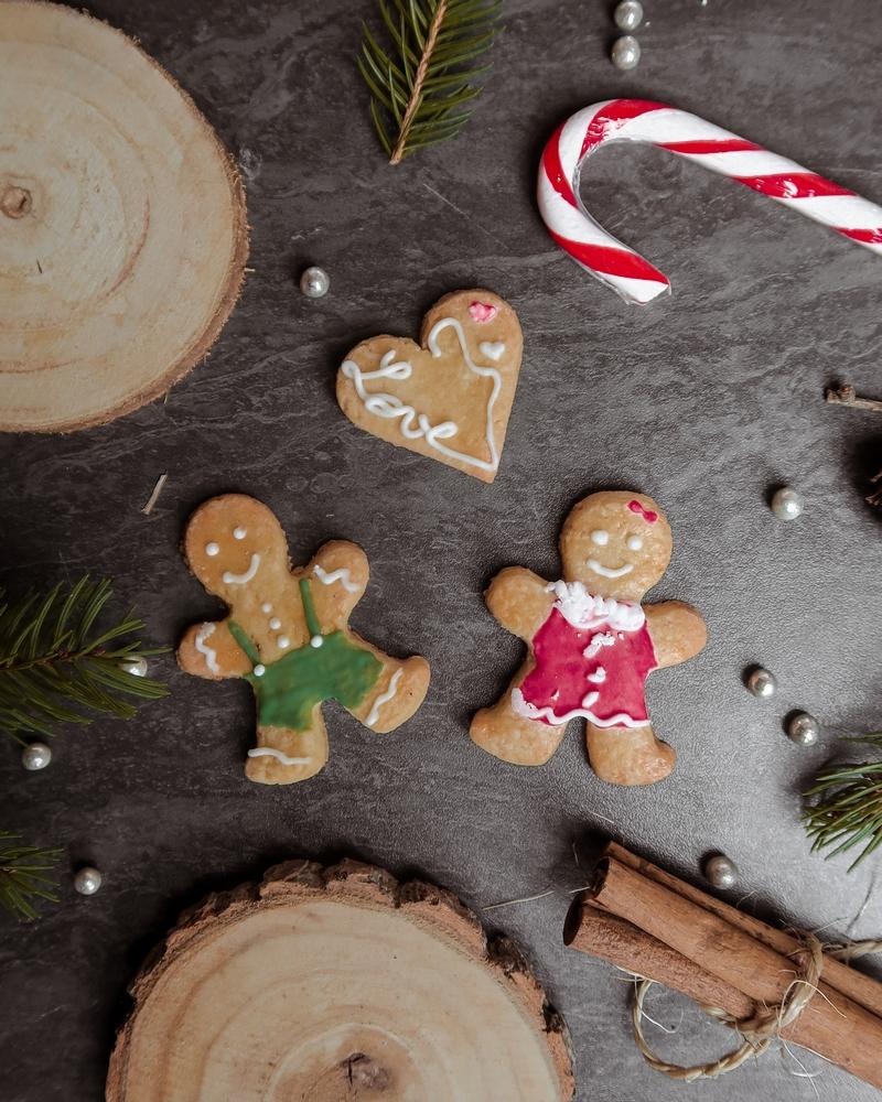 noel sablés biscuit