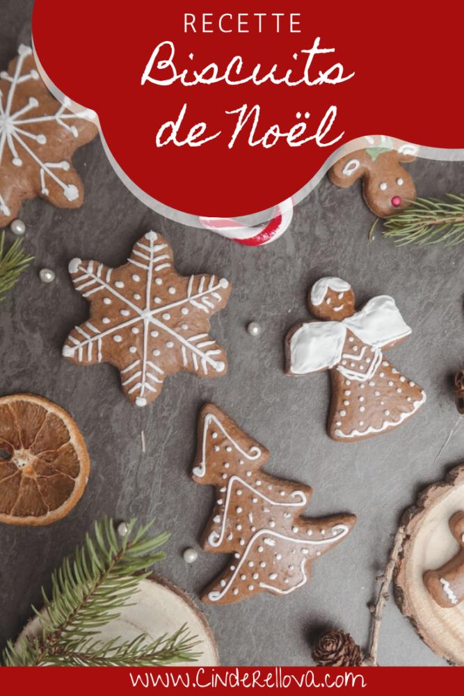 recette biscuit noel