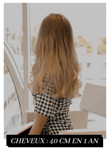 pousse cheveux comment faire