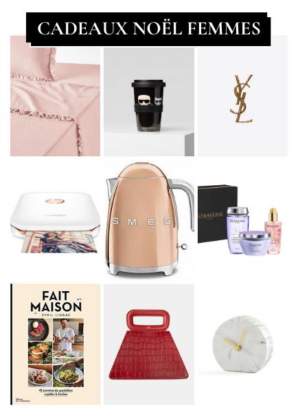 idées cadeaux noël femmes 2020