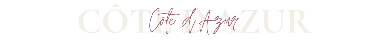 Blog cote azur var
