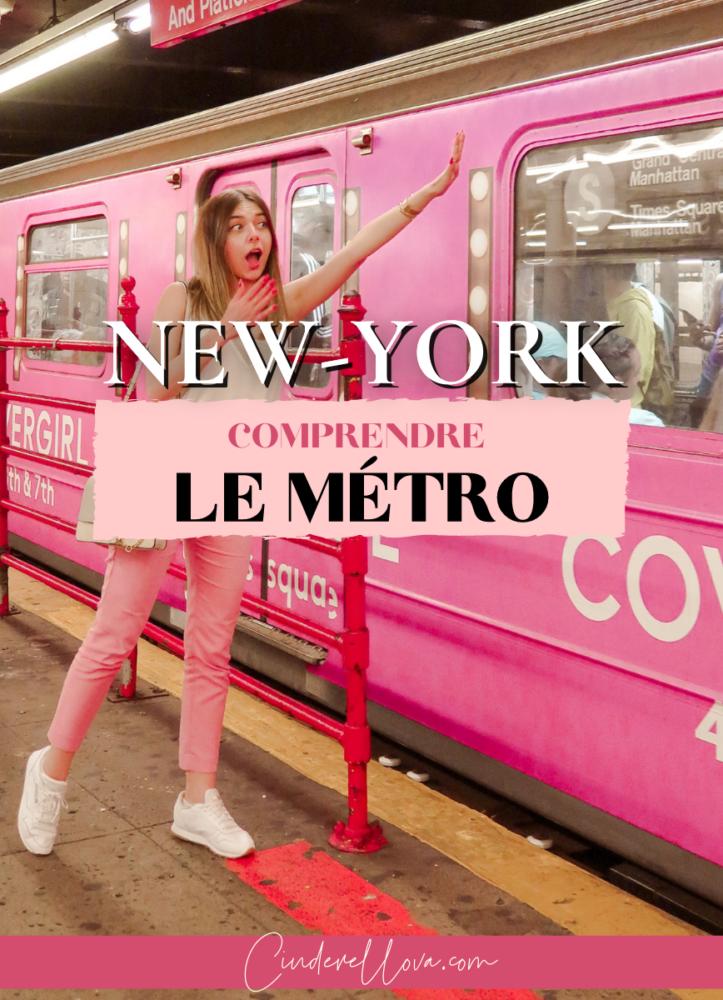 comprendre metro new york