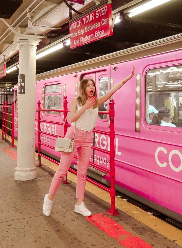 metro new york explication