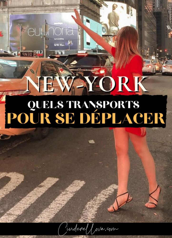 new york transports se deplacer